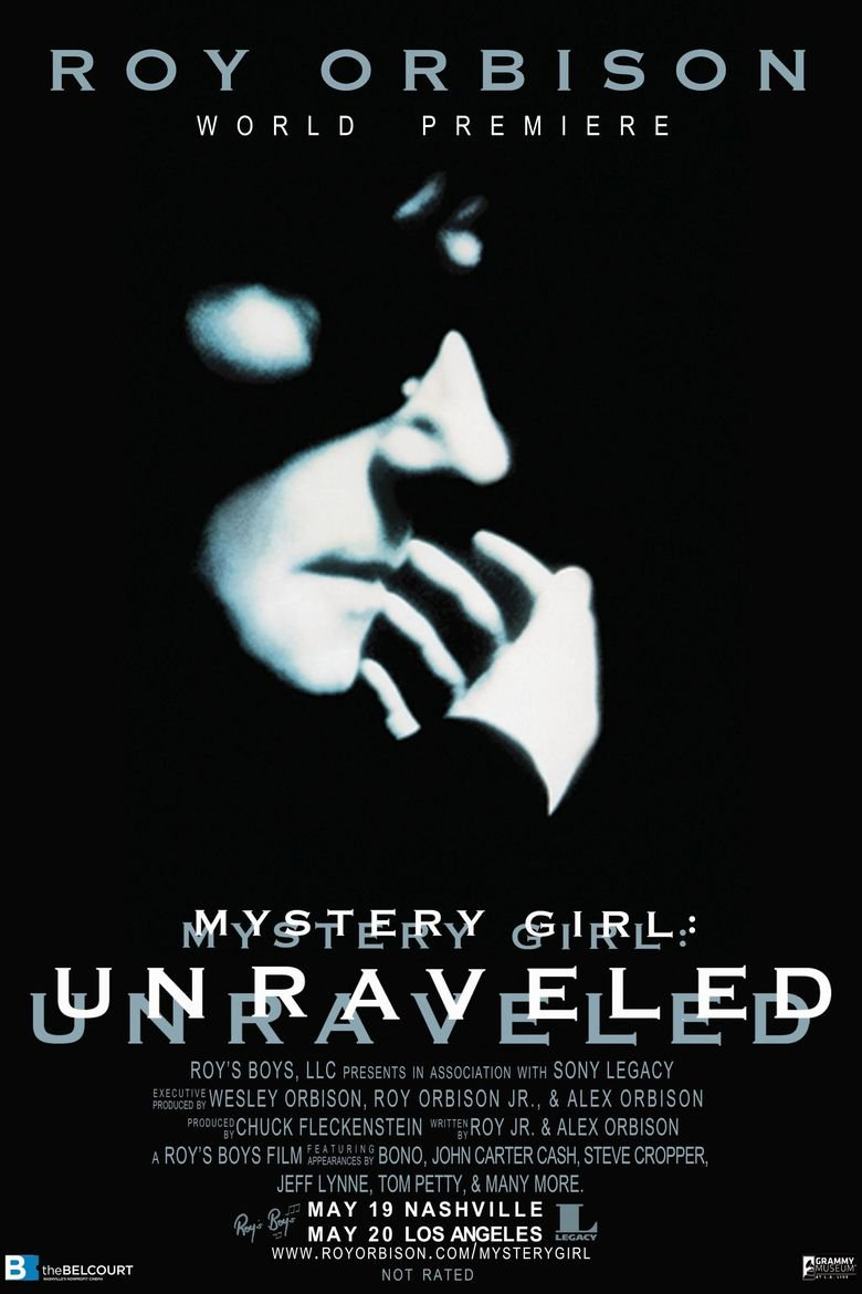 Roy Orbison: Mystery Girl � Unraveled (2014)  DVD