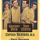 Captain Newman, M.D. (1963) - Gregory Peck  DVD
