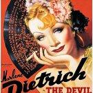 The Devil Is A Woman (1935) - Marlene Dietrich  DVD