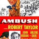 Ambush (1950) - Robert Taylor  DVD