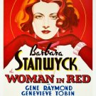 The Woman In Red (1935) - Barbara Stanwyck  DVD