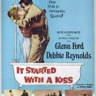 It Started With A Kiss (1959) - Glenn Ford  DVD