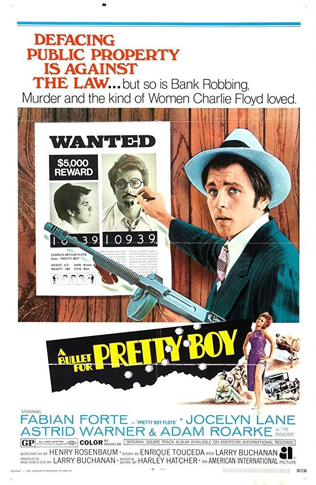 A Bullet For Pretty Boy (1970) - Fabian  DVD
