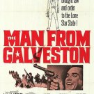 The Man From Galveston (1963) - Jeffrey Hunter  DVD