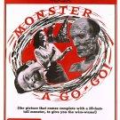 Monster A Go-Go (1965) - Philip Morton  DVD