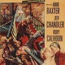 The Spoilers (1955) - Jeff Chandler  DVD