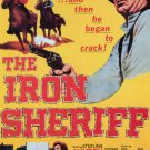 The Iron Sheriff (1957) - Sterling Hayden  DVD