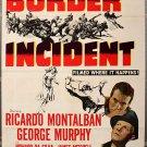 Border Incident (1949) - Ricardo Montalban  DVD