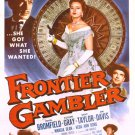Frontier Gambler (1956) - John Bromfield  DVD