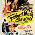 Toughest Man In Arizona (1952) - Vaughn Monroe  DVD