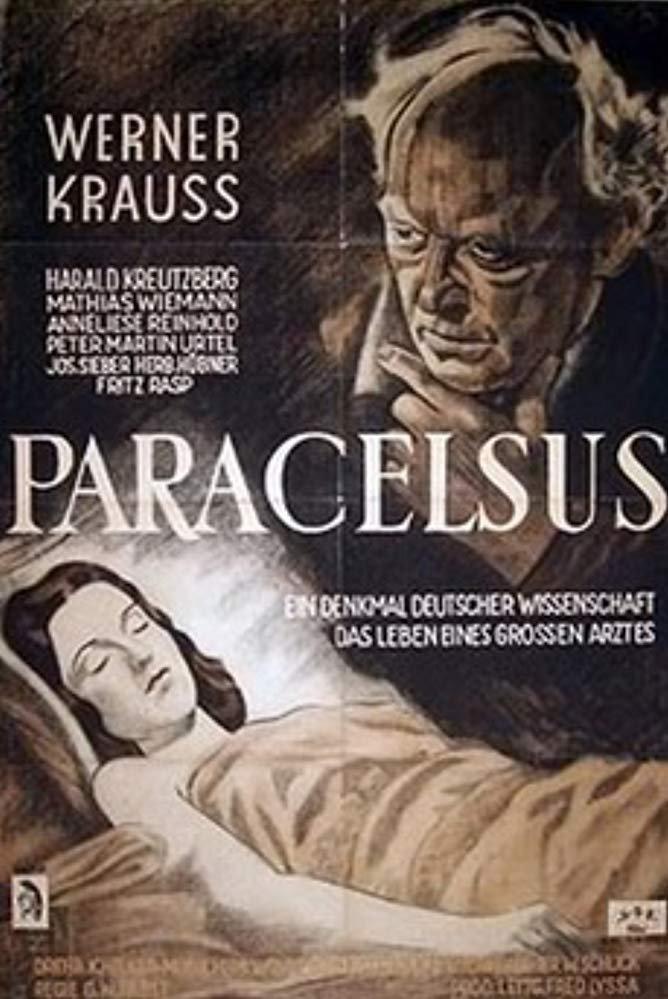 Paracelsus (1943) - Werner Krauss  DVD