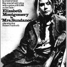 Mrs. Sundance (1974) - Elizabeth Montgomery  DVD