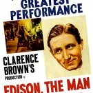 Edison, The Man (1940) - Spencer Tracy  DVD