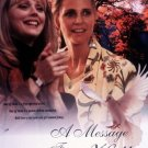 A Message From Holly (1992) - Lindsay Wagner  DVD