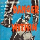 Danger Within AKA Breakout (1959) - Richard Todd  DVD
