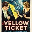 The Yellow Ticket (1931) - Elissa Landi  DVD