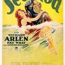 The Sea God (1930) - Richard Arlen  DVD
