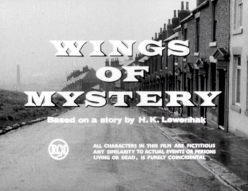 Wings Of Mystery (1963) - Judy Geeson  DVD