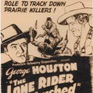The Lone Rider Ambushed (1941) - George Houston  DVD