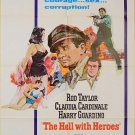 The Hell With Heroes (1968) - Rod Taylor  DVD