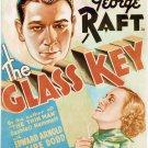 The Glass Key (1935) - George Raft  DVD