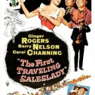 The First Traveling Saleslady (1956) - Ginger Rogers  DVD