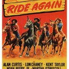 The Daltons Ride Again (1945) - Alan Curtis  DVD