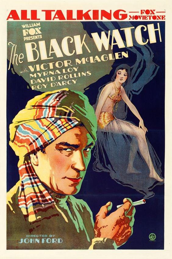 The Black Watch (1929) - John Ford  DVD