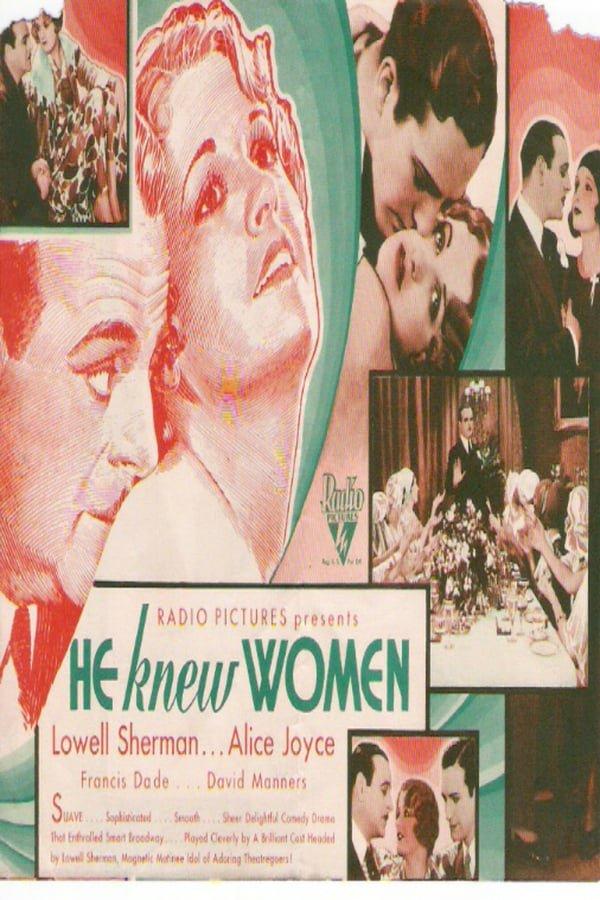 He Knew Women (1930) - Lowell Sherman  DVD