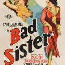 The Bad Sister (1931) - Conrad Nagel  DVD