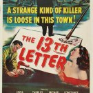 The 13th Letter (1951) - Linda Darnell  DVD