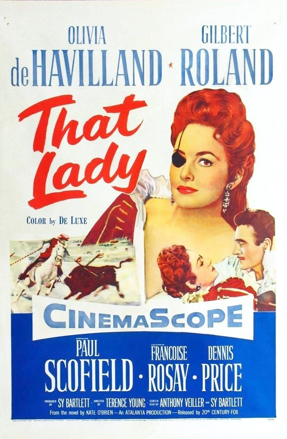 That Lady (1955) - Olivia De Havilland  DVD
