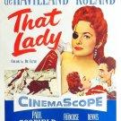 That Lady (1955) - Olivia De Havilland  DVD