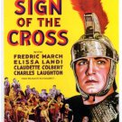 The Sign Of The Cross (1932) - Fredric March  DVD