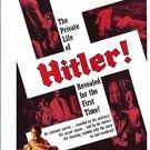 Hitler (1962) - Richard Basehart DVD