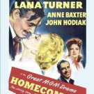 Homecoming (1948) - Clark Gable  DVD