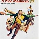 A Fine Madness (1966) - Sean Connery DVD