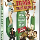 My Friend Irma Goes West (1950) - Jerry Lewis  DVD