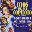 God Is My Co-Pilot (1945) - Dennis Morgan  DVD RC0