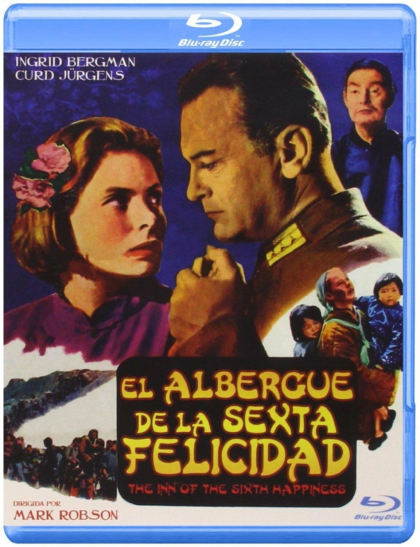 The Inn Of Sixth Happiness (1958) - Ingrid Bergman  Blu-ray