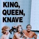 King, Queen, Knave (1972) - David Niven  DVD