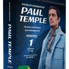 Francis Durbridge - Paul Temple : Complete Season 1 - Francis Matthews (4 DVD Box Set)