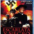 The Scarlet And The Black (1983) - Gregory Peck Blu-ray