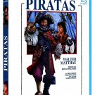 Pirates (1986) - Walter Matthau  Blu-ray