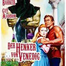 The Executioner Of Venice (1963) UNCUT - Lex Barker DVD