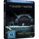 The Shape Of Water (2017) - Sally Hawkins  Limited Steelbook Edition Blu-ray