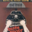 Death Proof (2007) - Kurt Russell Steelbook  HD DVD