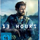 13 Hours : The Secret Soldiers Of Benghazi (2016) - Michael Bay  Blu-ray