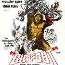 Bigfoot (1970) - John Carradine  DVD