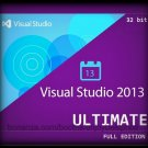 Visual Studio 2013 Ultimate 32 bit Full Edition Software Download Link & Key